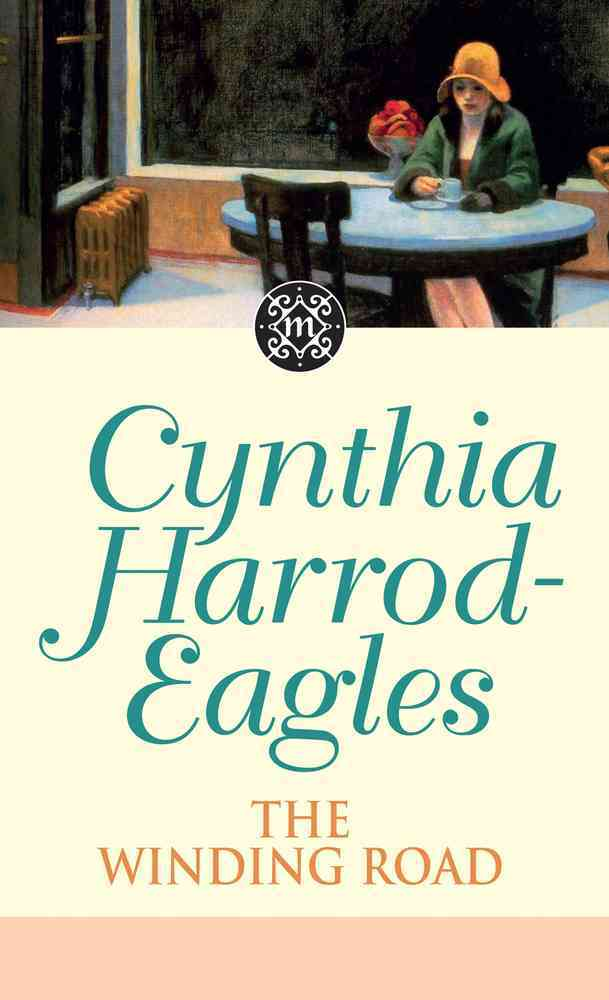 The Winding Road By Harrod-Eagles, Cynthia